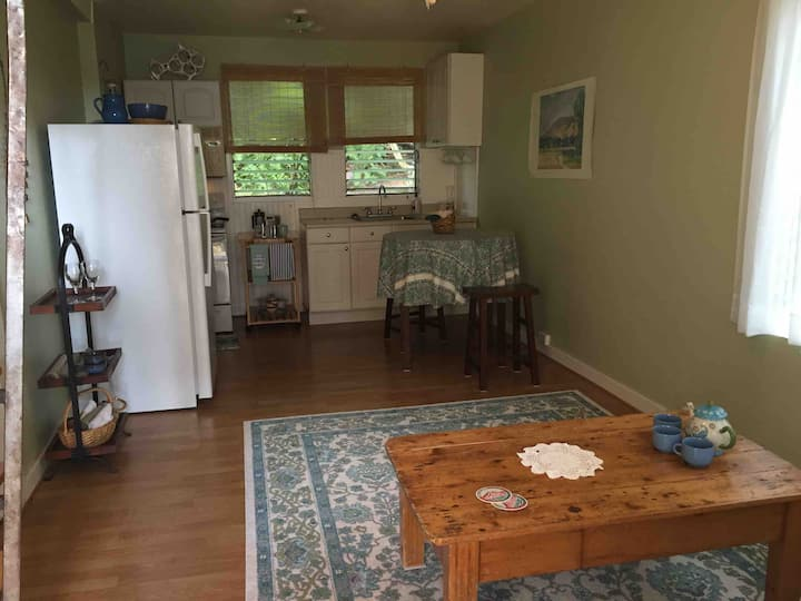 Cozy 1-bedroom in Makiki-Punchbowl