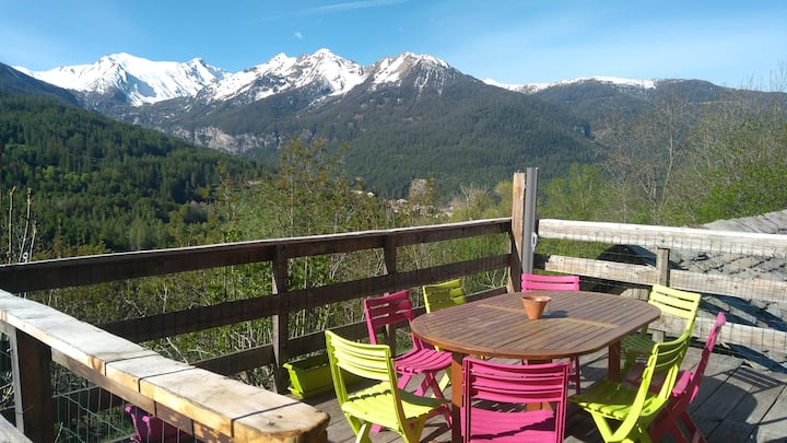 Forest lodge. Appartement 6 à 10 personnes 90 m2