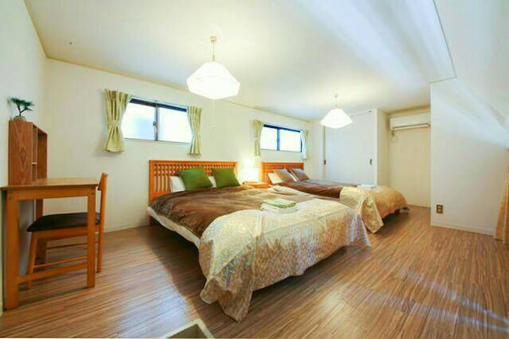 [Max6ppl] 7 minutes away from Tokyo Dome by walk - Chiyoda-ku - Apartment