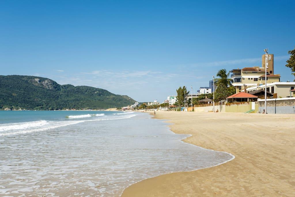 Nossa linda praia!!