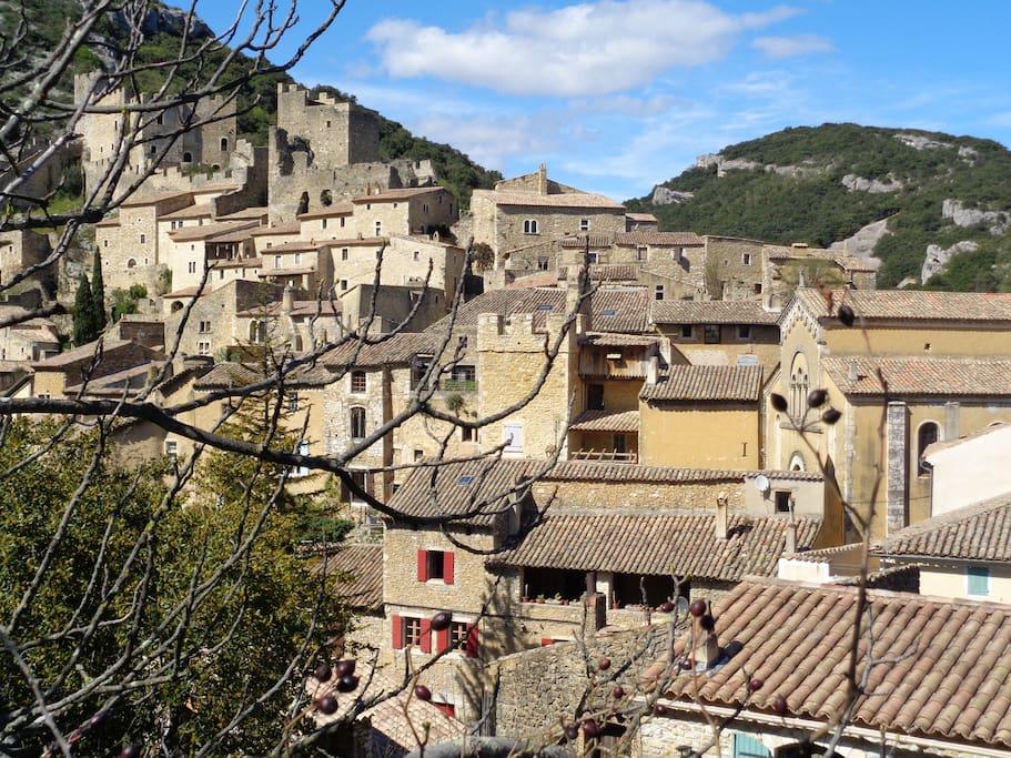 Forteresse de Saint Montan