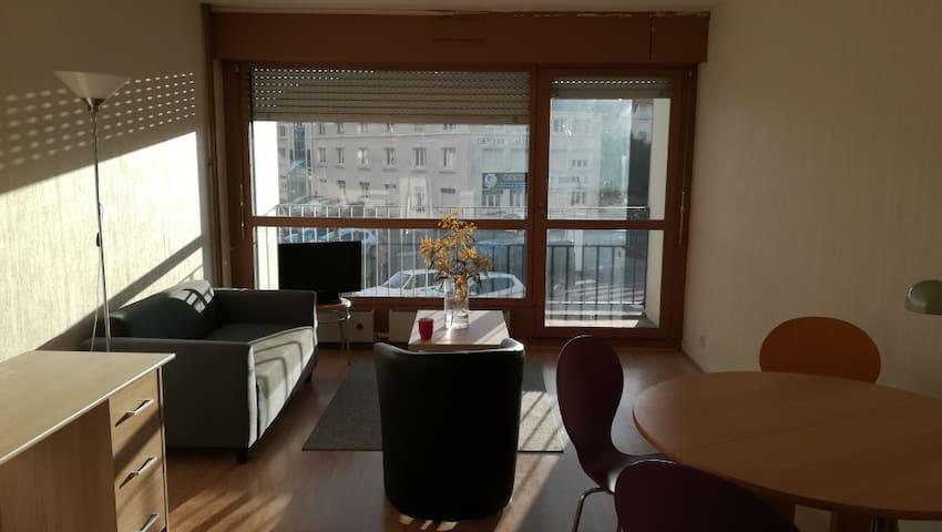 Appartement T3 proche UCO /Esa et centre ville - Angers - Apartment