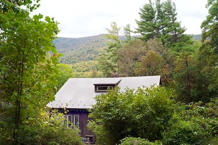 Catskill Arts & Crafts w/ Views - Mt Tremper - Hus