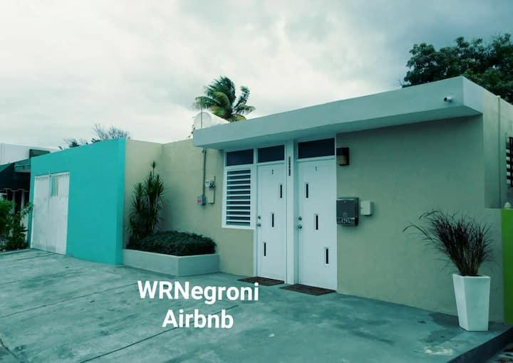 """WRNegroni"" Apt #2 Airbnb"