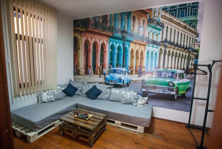Top Center Sofia apartment