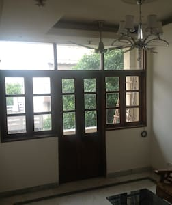 AC Double Bedroom In My 2 Bhk Flat