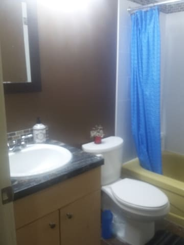 2 Bedroom Suite near West Edm Mall, Free Parking - Edmonton - Leilighet