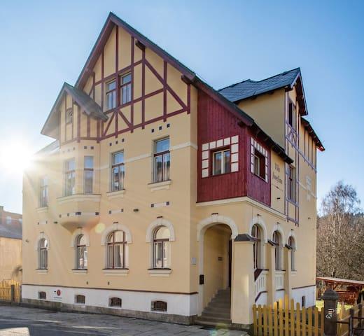 Vila Josefina - apartmány v klidu přír. rezervace