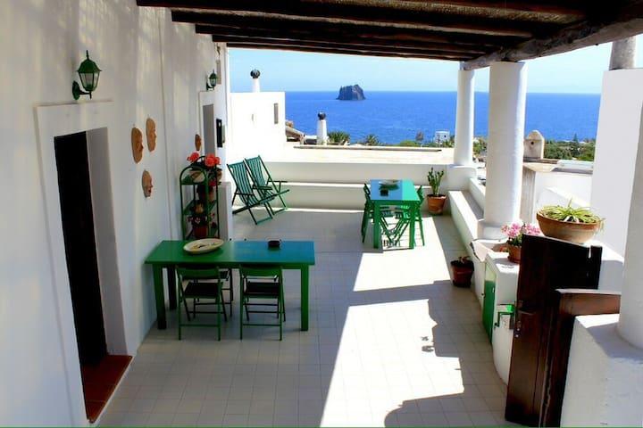 Lux Stromboli 2 - Stromboli - Wohnung