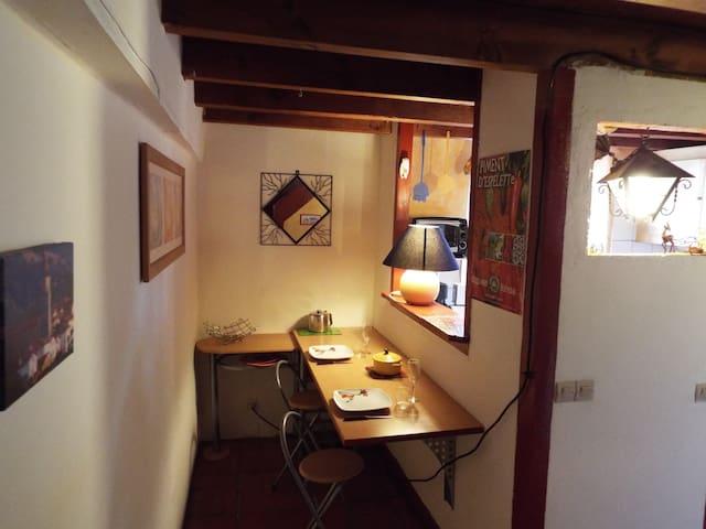 location vacance t1 pays basque petit prix - Ainhoa - Lakás