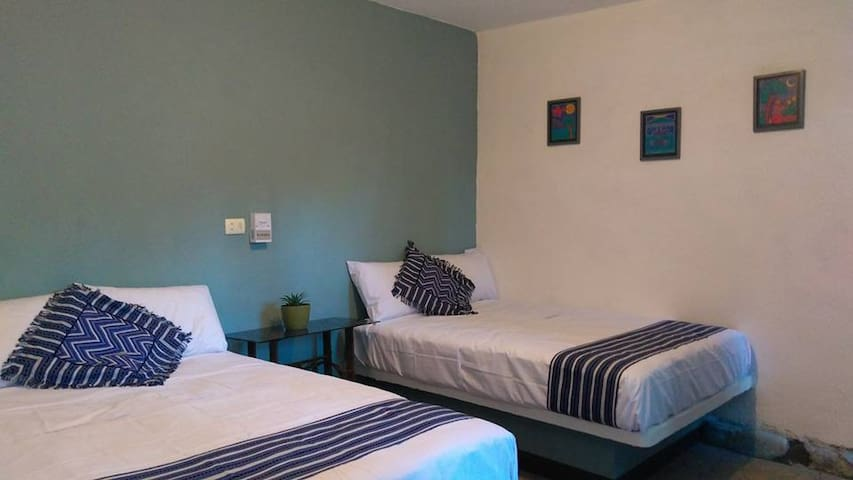 ANIMAL FRIENDLY ROOM IN GARDEN/FREE PICKUP AIRPORT - Villahermosa