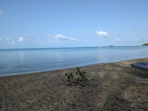 TLSea Private Beach Front House e Gazebo
