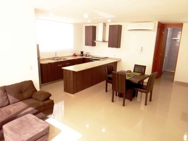 Alta Vista 12  Modern and ample full One bedroom. - San José del Cabo - Kondominium