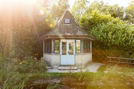 Garden refuge in style - Naunton, Cheltenham - Chatka