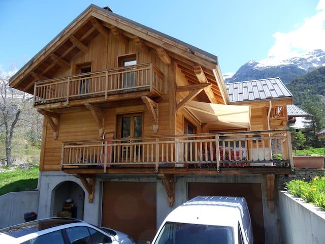 Chalet de montagne Vallouise - Vallouise - House