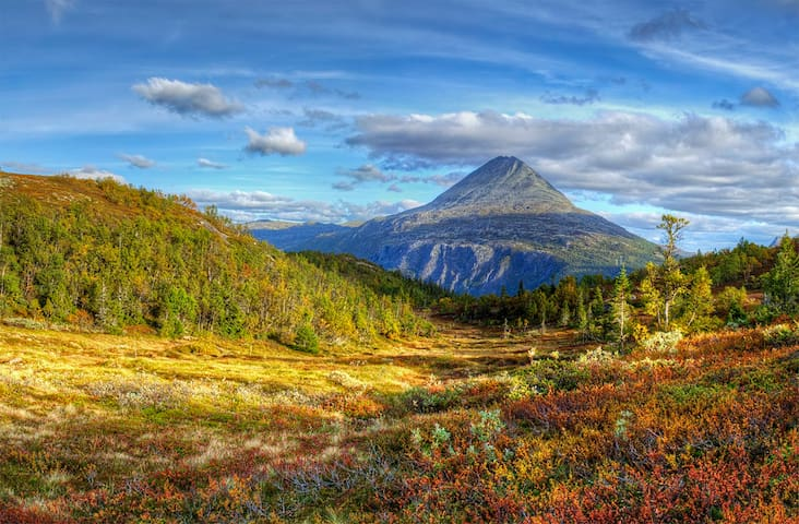 Tveitolia 2b, 3660 Rjukan - 3660 Rjukan - Apartment