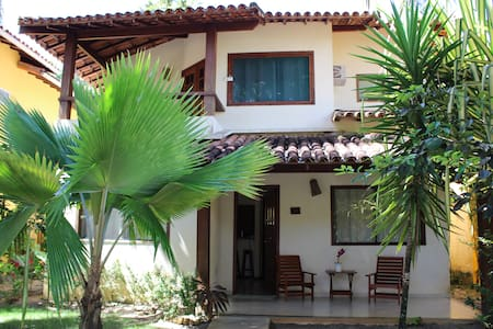 House at the beach for 8 persons - Arraial d'Ajuda - 独立屋