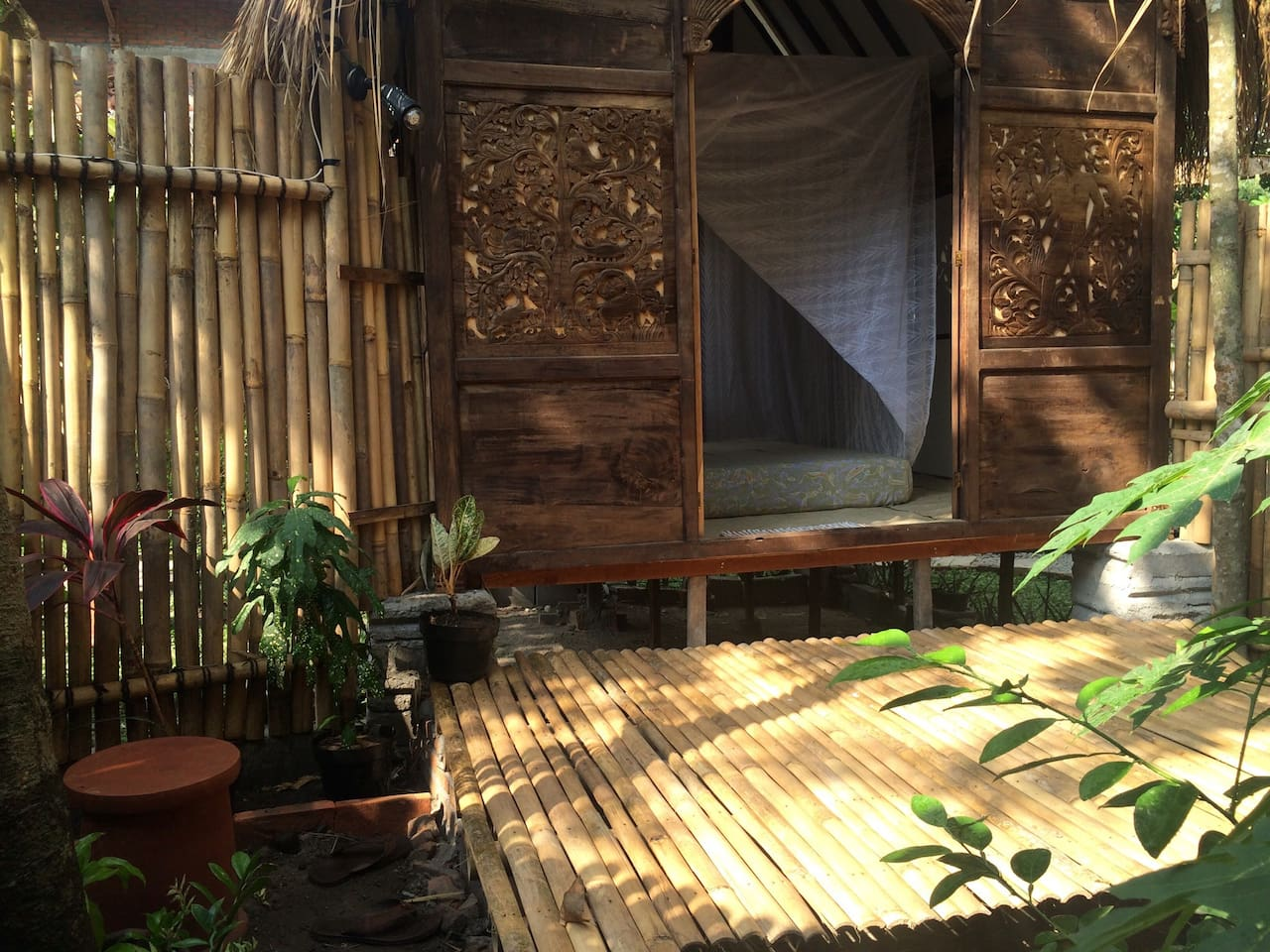 Wulan Room with Ensuite (private bathroom)