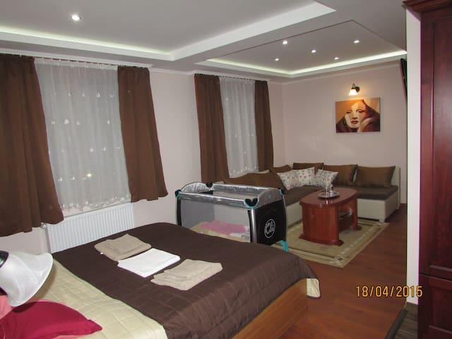 Viki Vendégház - Szilvásvárad - Haus