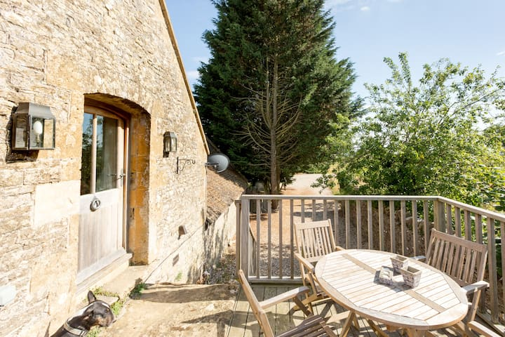 Romantic Cotswold Cottage, - Naunton - Casa