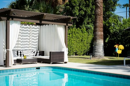 Paradise in Palm Springs – Casita - Palm Springs - Haus