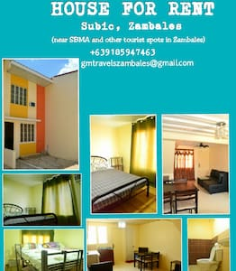 Affordable Subic Vacation House - Subic