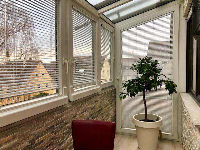 2,5 Zimmer-Wohnung mit Wintergarten