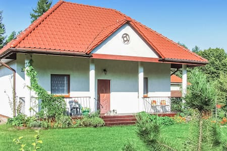 Holiday cottage with 2 bedrooms on 89m² in Drezdenko