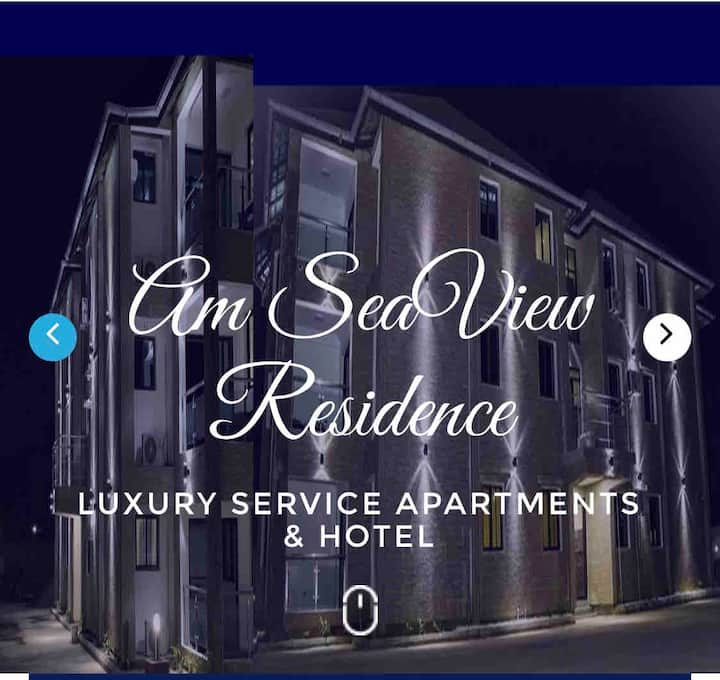 AM SEAVIEW RESIDENCE LUXURY APT6 next 2 the ocean