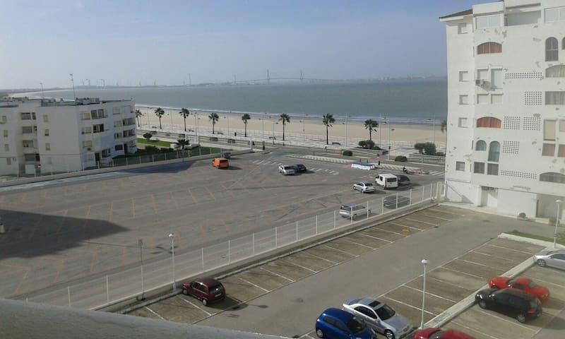 Piso frente al mar, dos terrazas