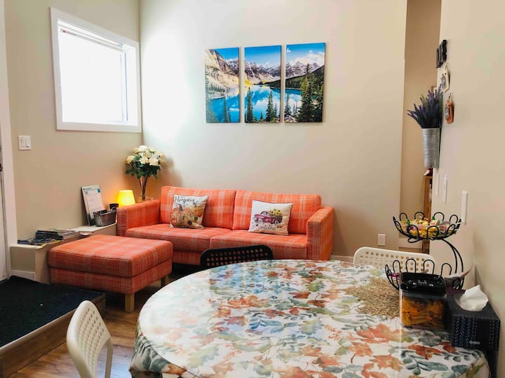 No Cleaning Fee*Entire 3Bedrooms+5Beds+2Bathrooms
