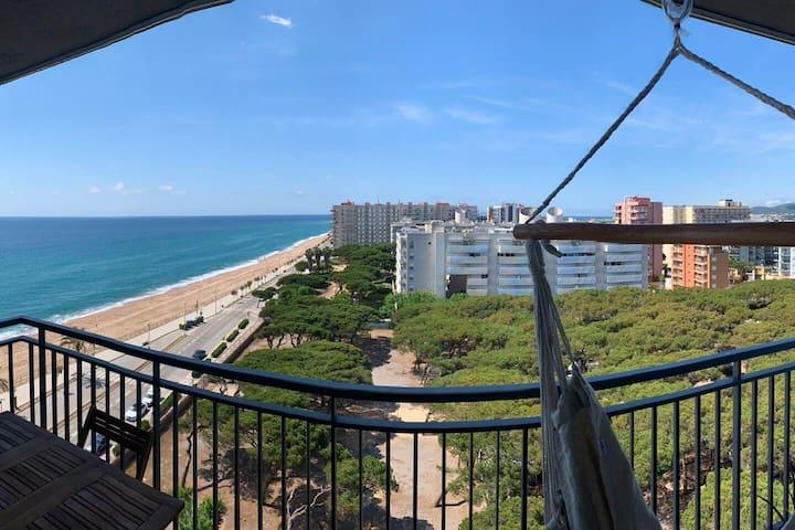Apartamento primera línea de Mar. Enjoy the view!