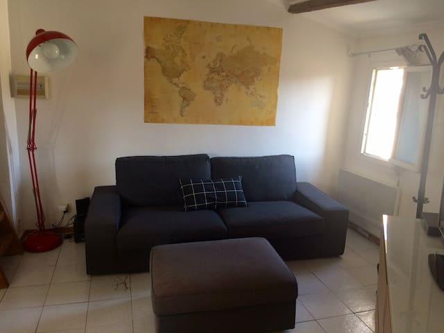 Appartement aux Milles - Aix-en-Provence - Apartment