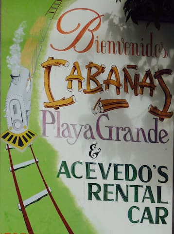 Cabañas Playa Grande