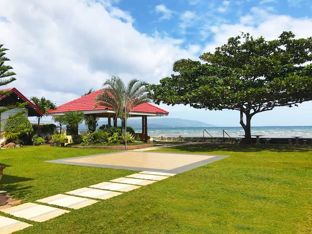 ⭐Ocean View Beach House. 10mins from Airport (YRm)