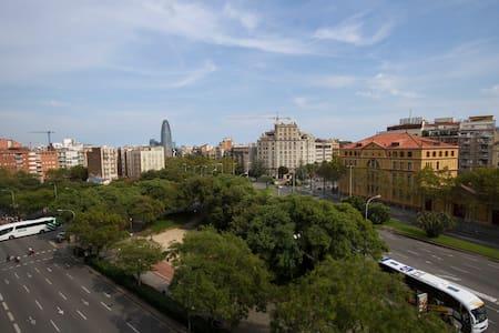Habitación acogedora en Sagrada Familia - Barcelona - Flat