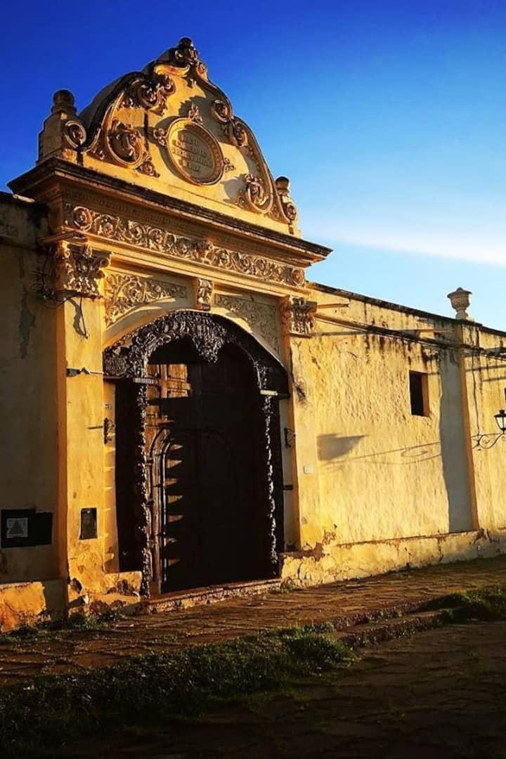 Maravilloso convento de San Bernardo