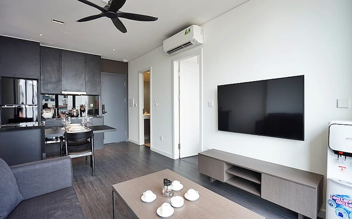 Brand-new/Modern/Stylist 1 bedroom apt/Tay Ho