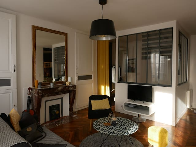 La Casa Ginko à Yerres