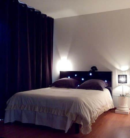 Ferien Wohnung in STRASBOURG 53q m. - Strasbourg - Apartemen