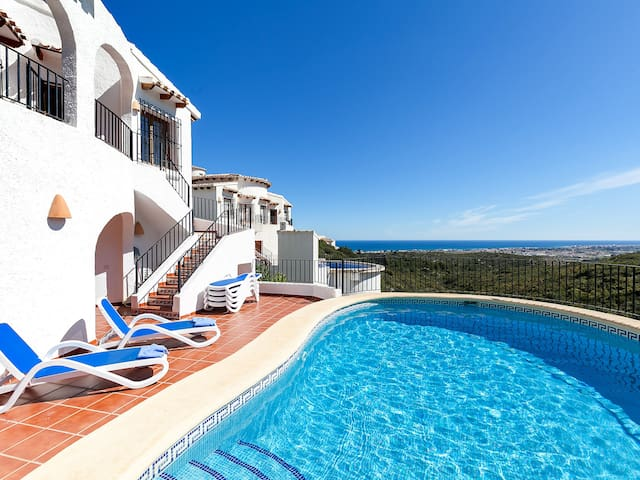"""4-room villa 135 m² Ferienhaus """"Villa Maxey"""""""