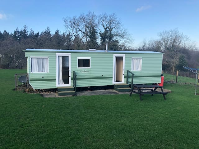 Caravan 4 @ The Green,Newholm Quiet site nr Whitby