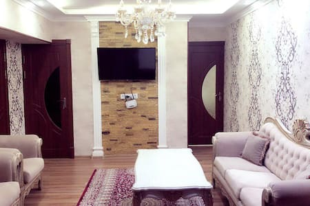 Spacious 2BR apartment in the City Center (72 sqm)