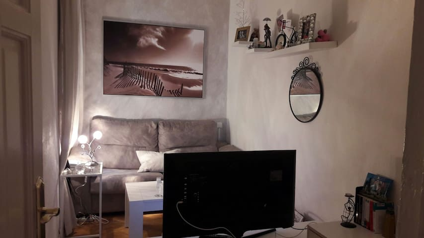 Habitación privada con Desayuno - Madrid - Apartamento