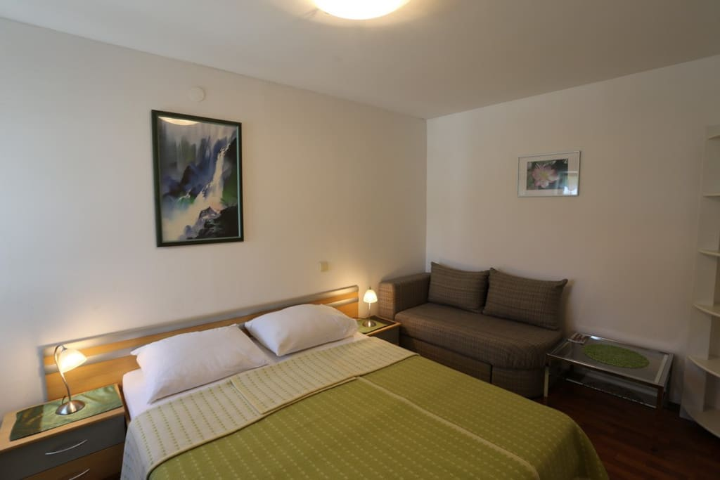 Bedroom 1 for 2-3 persons