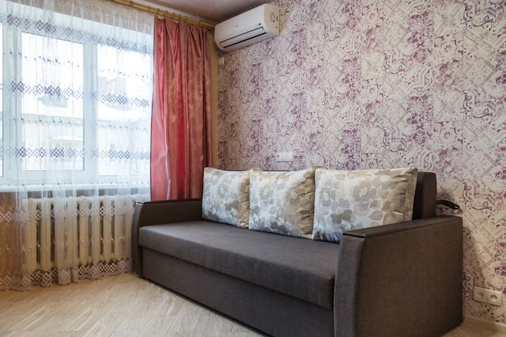 Luxury 2 Rooms Apartments in Center by Green House - Poltava - Pis