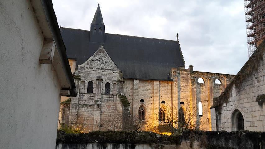 Partagez un séjour au cœur de la Touraine. - Beaulieu-lès-Loches - Appartement