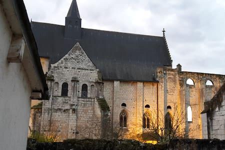 Partagez un séjour au cœur de la Touraine. - Beaulieu-lès-Loches - Apartemen
