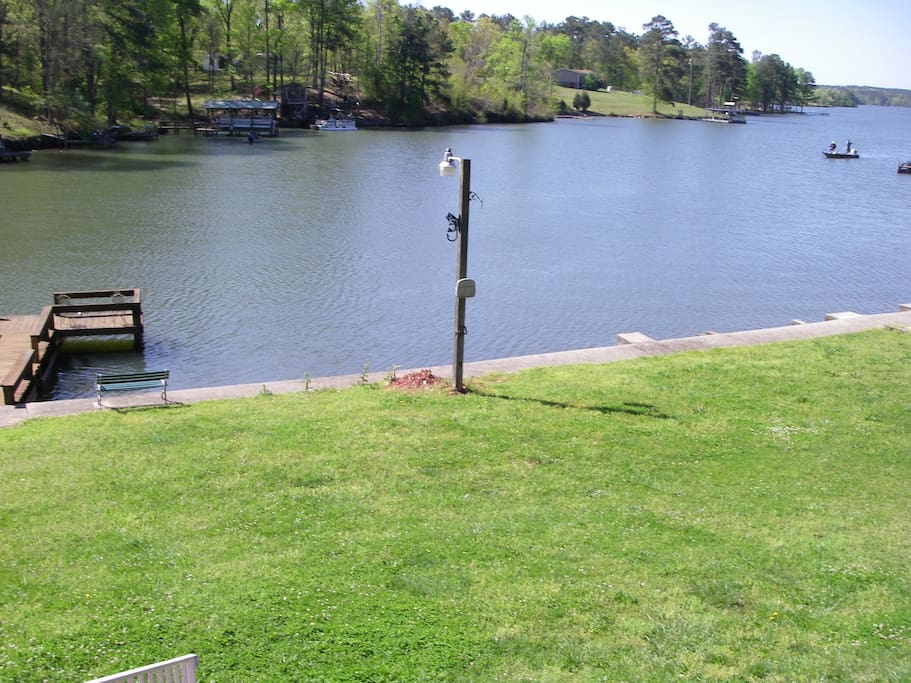 Lake greenwood home wheelchair acc houses for rent in cross hill south carolina united states for Lake greenwood sc fishing report