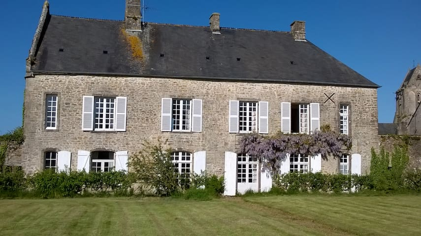 Lovely ancient Manor House - Fontenay-sur-Mer - บ้าน